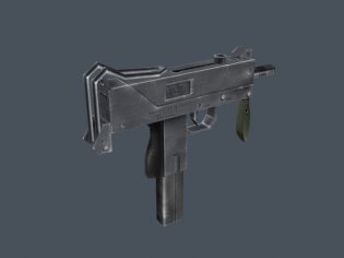 Ingram MAC10